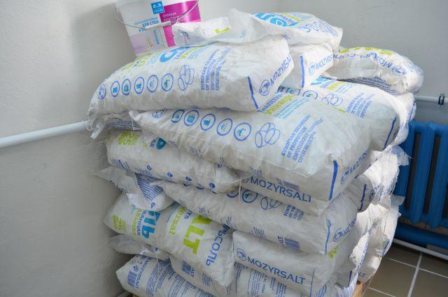 В Адыгее открылось предприятие по выпуску полипропиленовых мешков