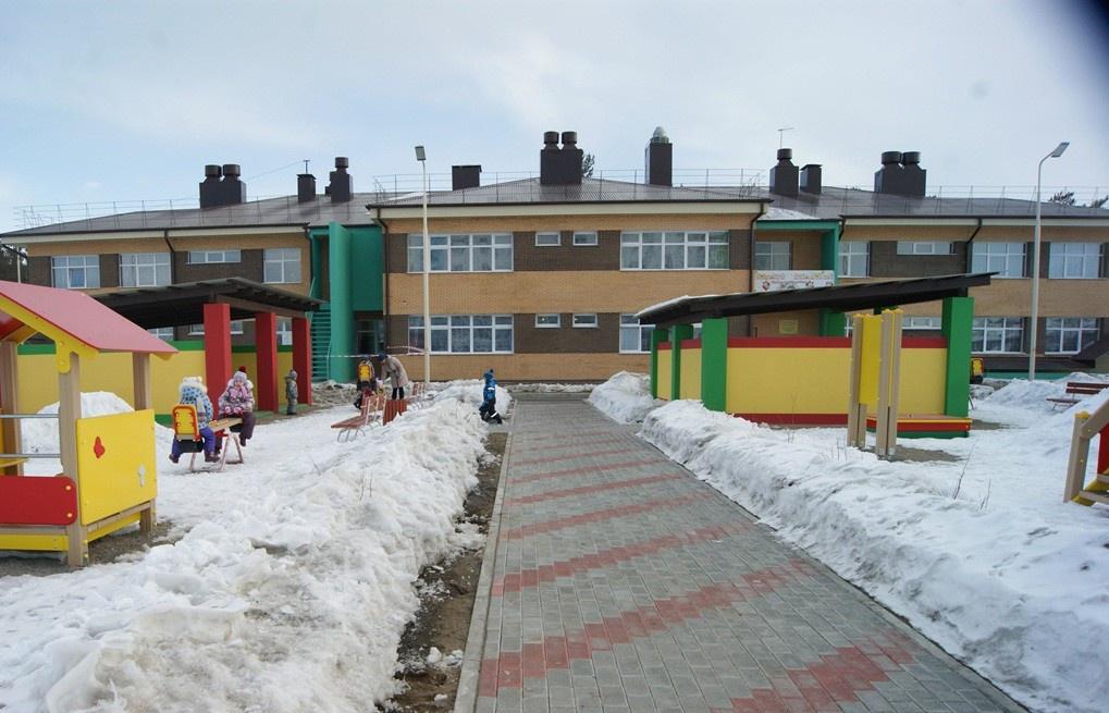 В Иркутской области открылся детский сад на 110 мест