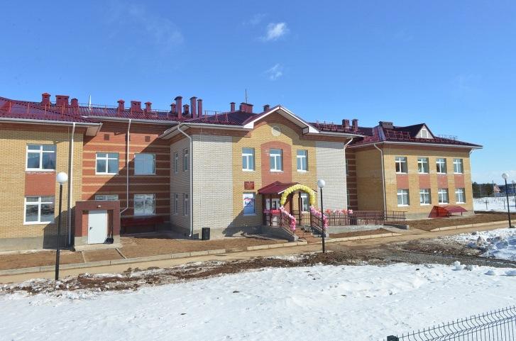 В Удмуртии состоялось открытие нового детского сада