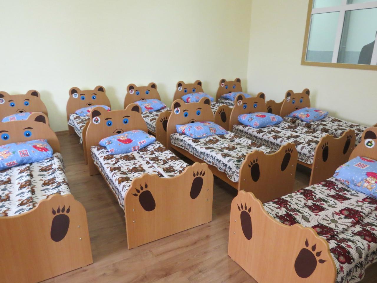 В Приморском крае открыт новый детский сад «Морячок»