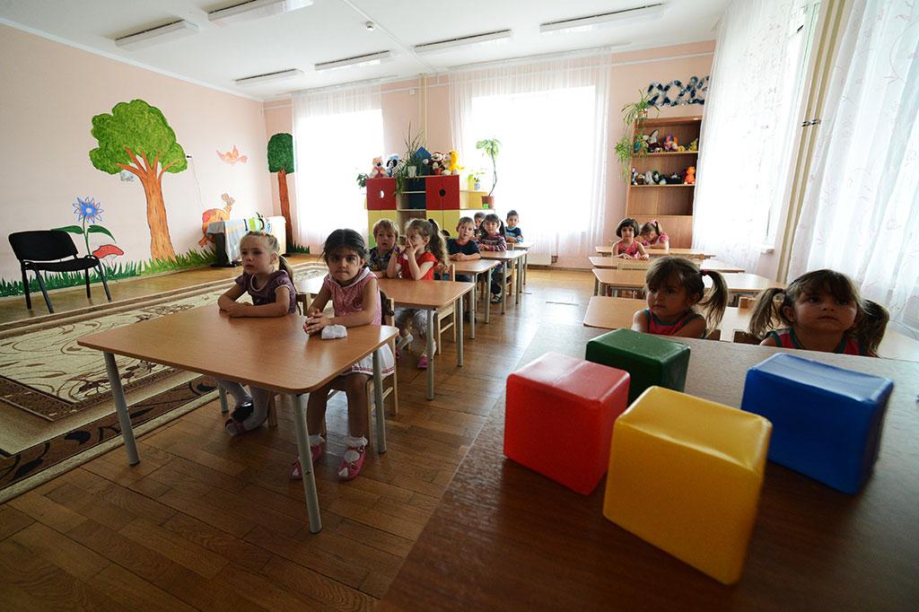 Новый детский сад открылся в Ростове