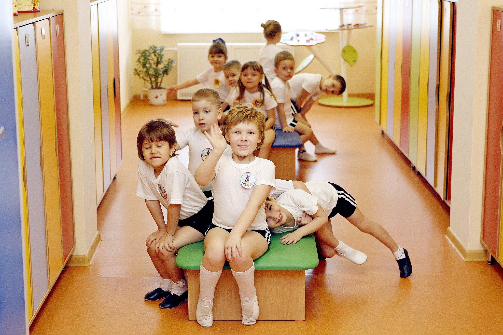 В Краснодарском крае открылся новый детский сад на 290 малышей