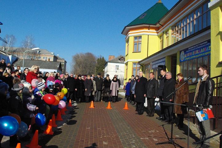 В Павлово-Посадском районе Московской области открыт новый детский сад
