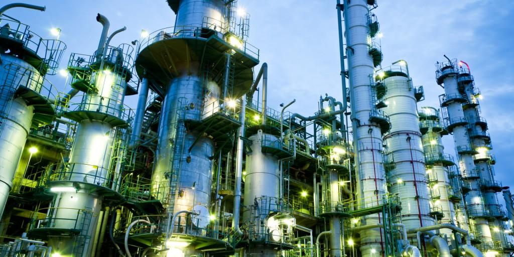 Гигантский нефтехимический комплекс возводят в Сибири