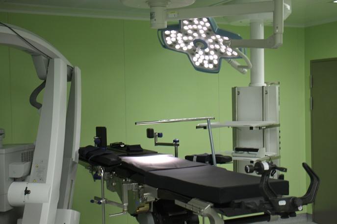 В Тюмени оборудовали нейрохирургическую операционную, аналогов которой нет в России