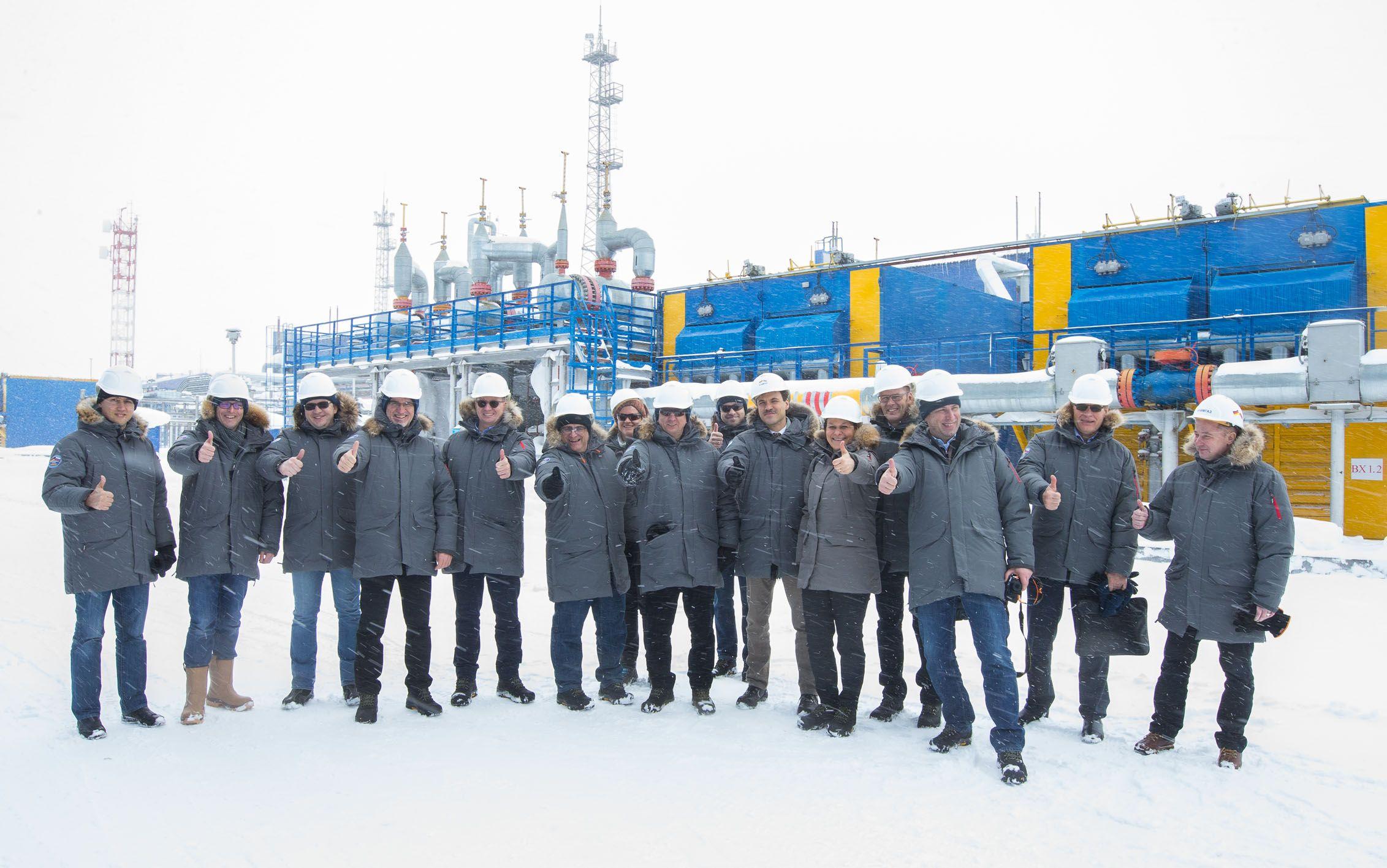 «Ачимгаз» запустил 4-й технологический цех для добычи трудноизвлекаемого ачимовского газа