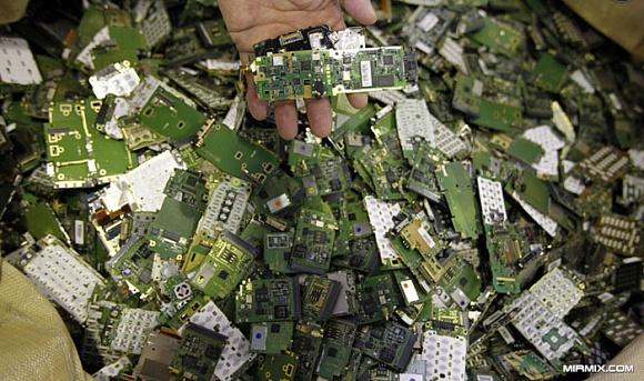 В Туле открыт завод по утилизации электроники