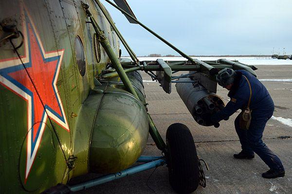 Концерн Радиоэлектронные технологии подготовил для передачи в войска три вертолетных комплекса Ми8-MТПР1