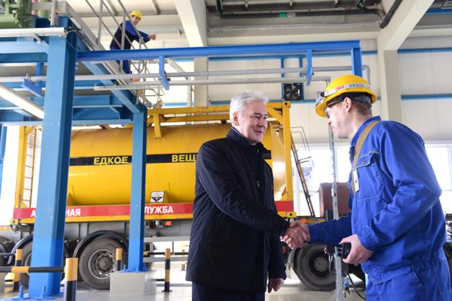 В Москве открыт завод по производству гипохлорита натрия для очистки воды