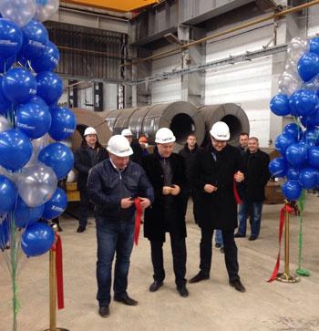 Состоялось официальное открытие Ирбитского трубного завода
