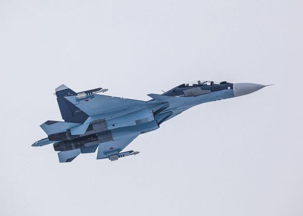 Военно-воздушные силы Казахстана получили новые истребители Су-30СМ