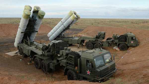 Третья партия ракетной системы С-400 поступила на Камчатку