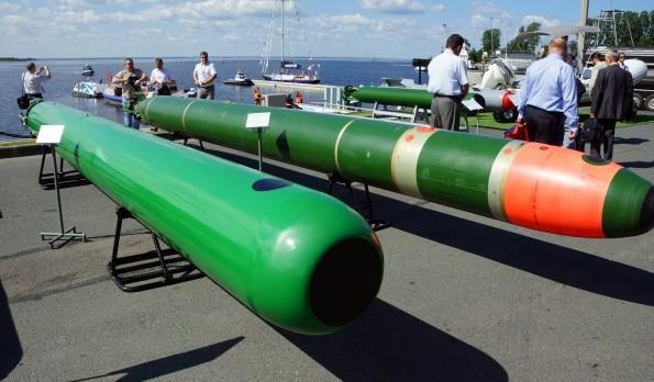 Глубоководная торпеда Физик2
