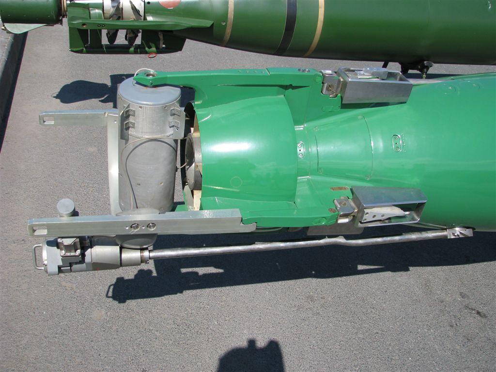 ВМФ России принял на вооружение новую глубоководную самонаводящуюся торпеду «Физик»