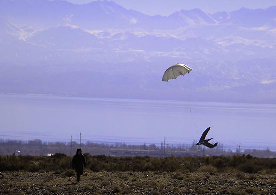 На российской авиабазе «Кант» в Киргизии сформировано подразделение беспилотных летательных аппаратов