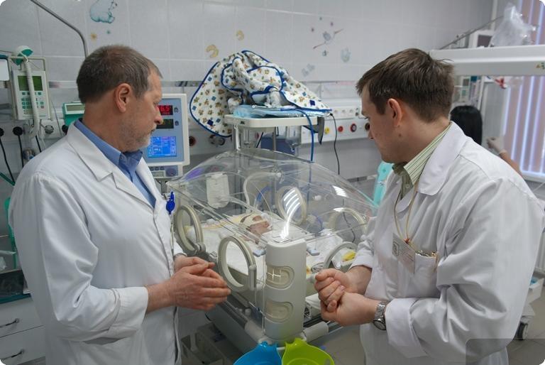 В Областной детской клинической больнице Свердловской области открылось новое отделение