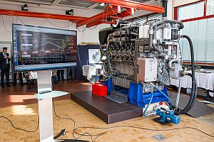 """Первый дизельный двигатель """"Пульсар"""" готов к работе"""