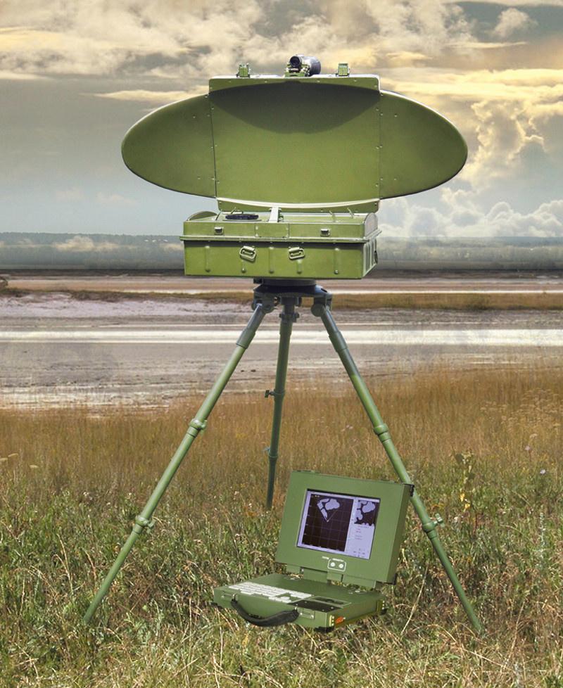 Восточный военный округ получил на вооружение новую систему наземной разведки ПСНР-8М