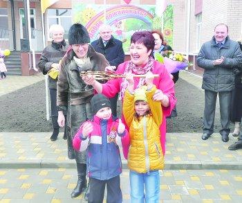 В Ставропольском крае состоялось открытие нового детского сада
