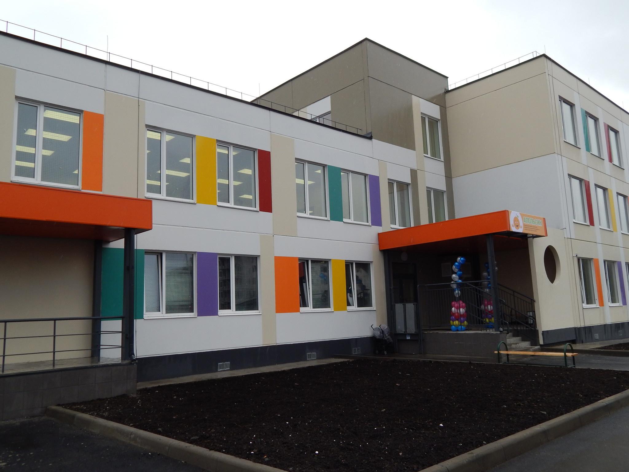 В столице Карелии открылся детский сад на 150 мест