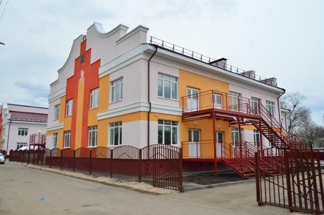 В Саратовской области открыт новый детский сад на 200 мест