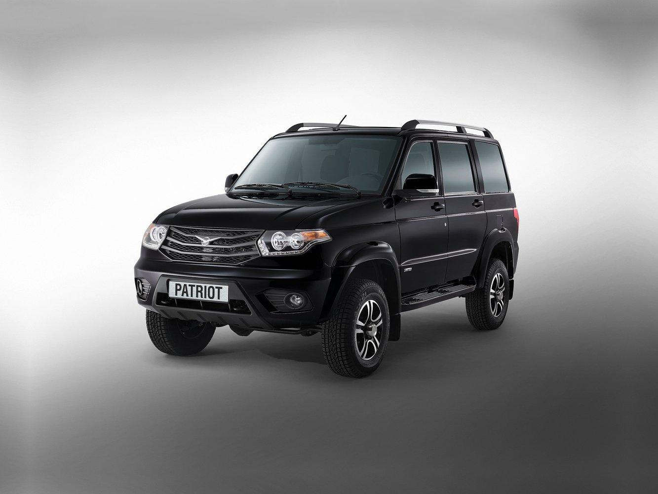 В войска Центрального военного округа поступают обновленные автомобили УАЗ «Патриот»