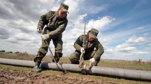 В Крыму началась пробная подача пресной воды по новым трубопроводам