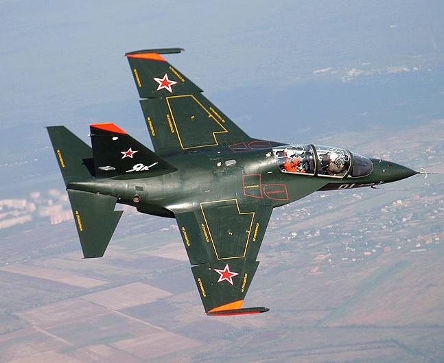 Четыре российских Як-130 переданы Белоруссии