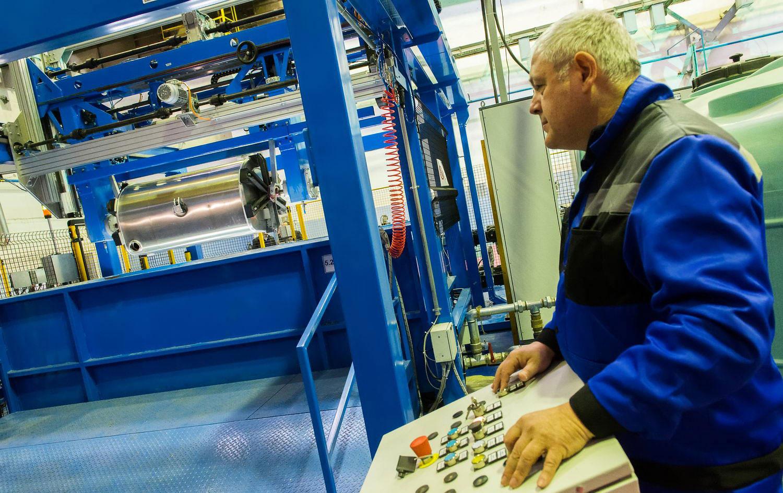 В Калуге открылось производство топливных баков для грузовиков
