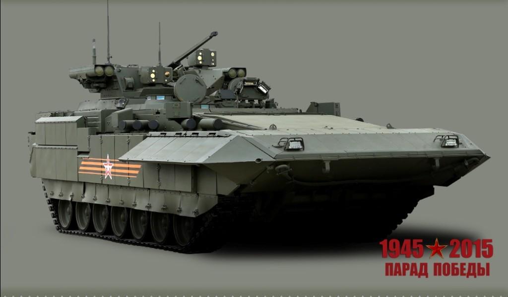 Минобороны России впервые представило фото новейших образцов техники