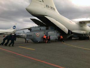 «Вертолеты России» поставили в Индию первую партию модернизированных вертолетов Ка-31