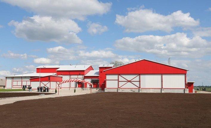 В Калининградской области открыт крупный мясоперерабатывающий комплекс