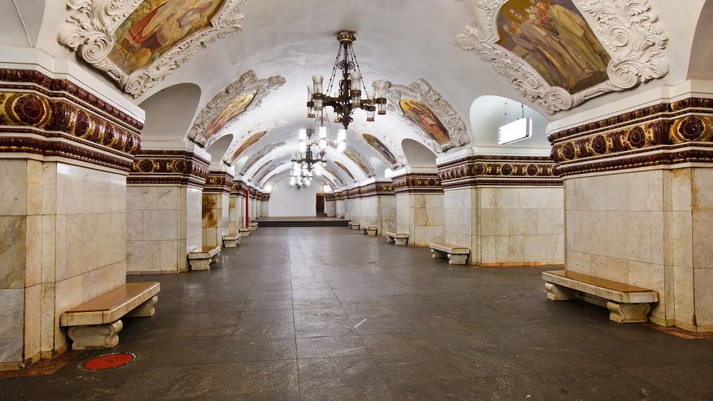 Московскому метро – 80 лет