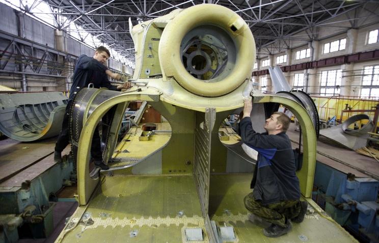 """""""Вертолеты России"""" начали серийное производство тяжелого Ми-26Т2"""