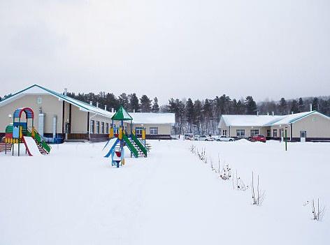 В селе Олха Иркутской области открылся первый детский сад