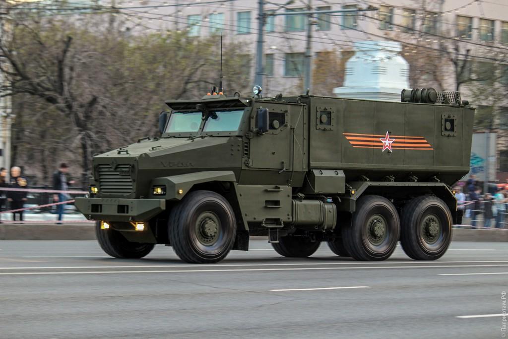 Урал-63099 «Тайфун»