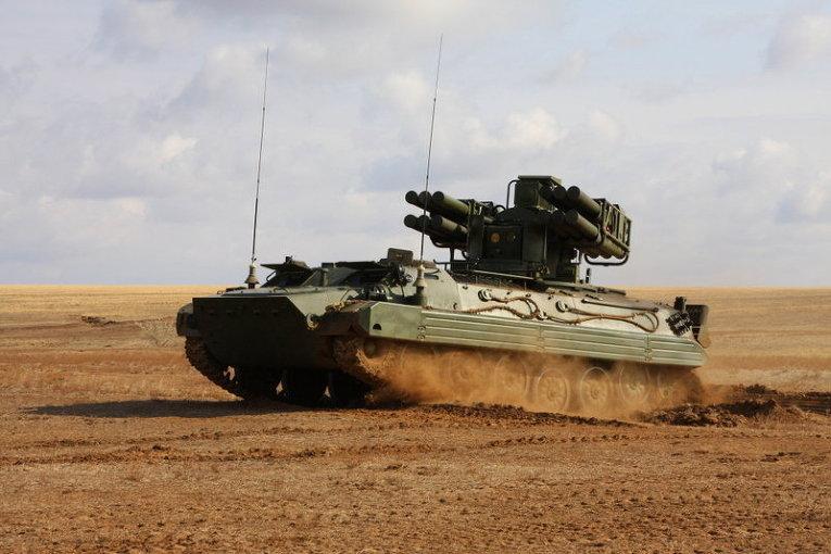 """КБточмаш разработало морскую версию ЗРК """"Сосна"""" для небольших кораблей"""