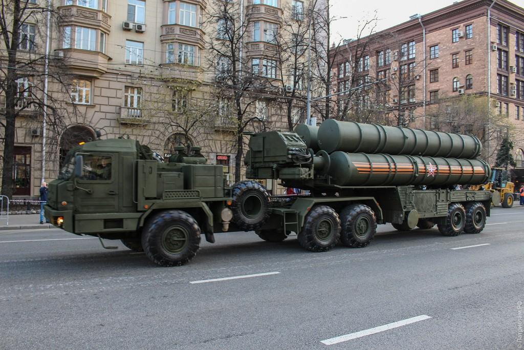 ЗРК «Триумф» С-400