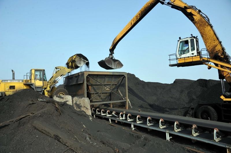 Новый угольный разрез открыли в Надеждинском районе Приморья