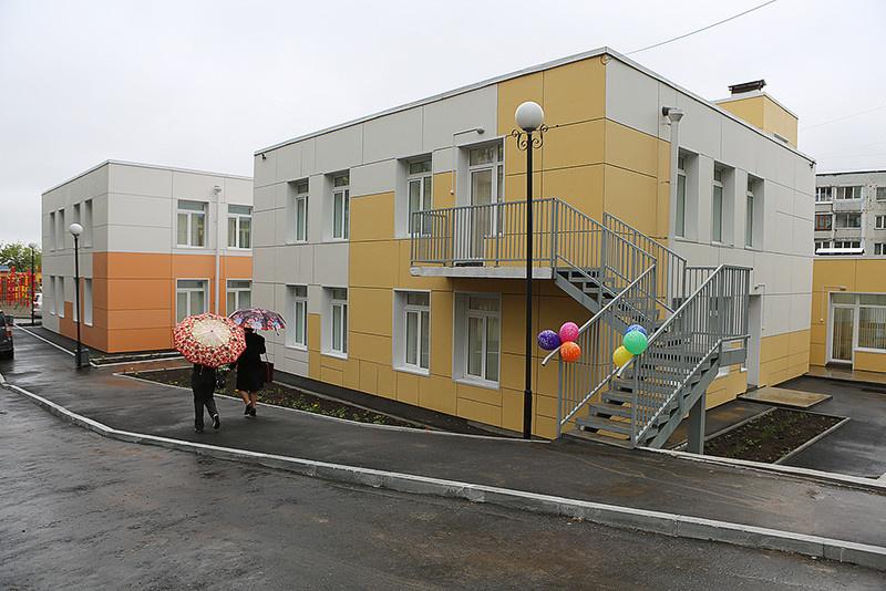 Детский сад «Росинка» на 190 мест открыт во Владивостоке