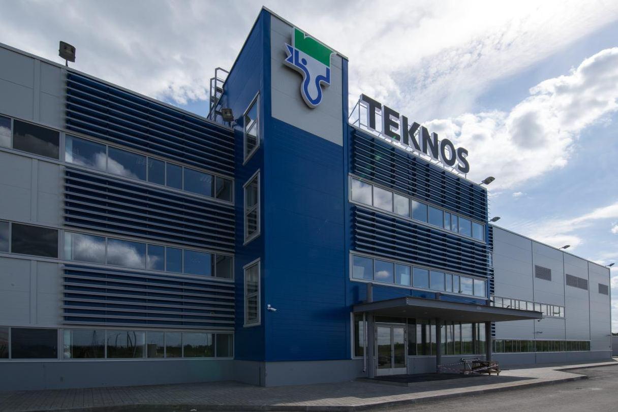 В Ленинградской области открылся новый лакокрасочный завод