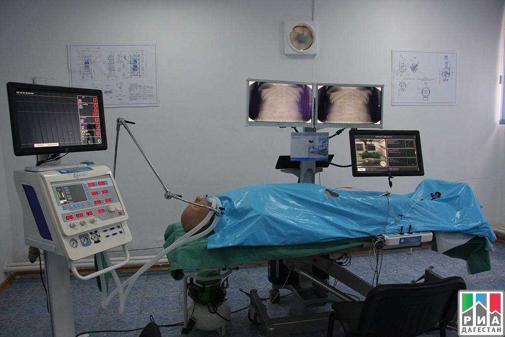 В Дагестане налажено производство медицинских симуляторов
