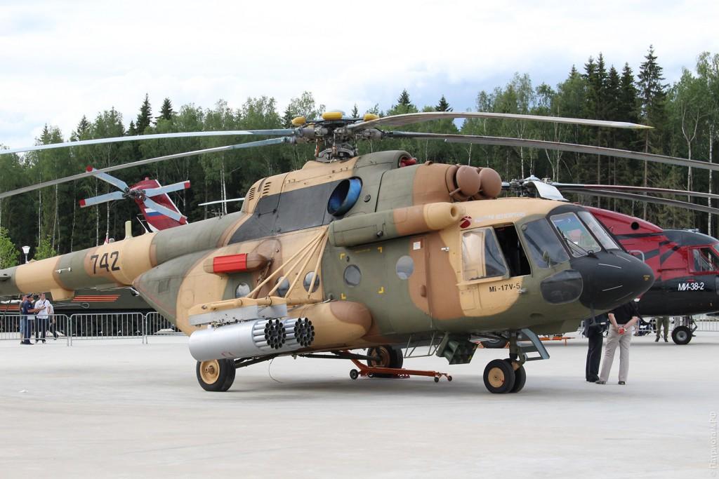 """Десантно-транспортный вертолет """"Ми-17В-5"""""""