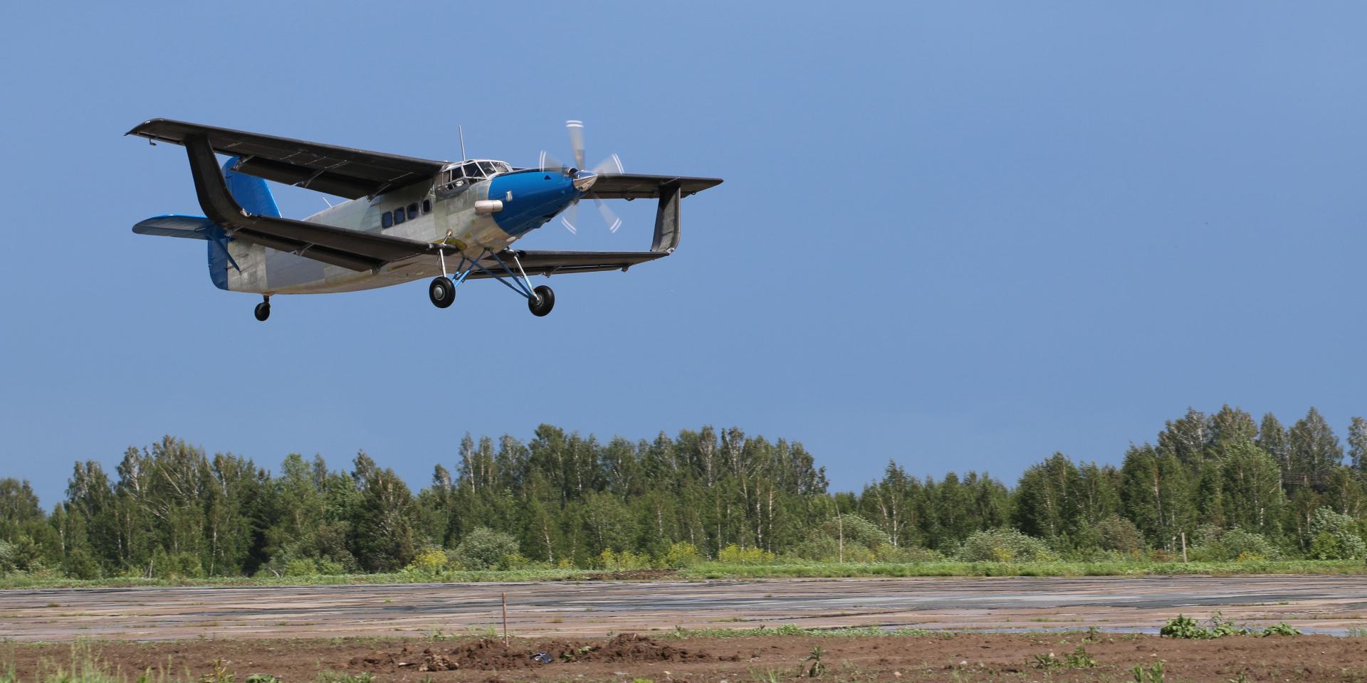 Сменщик Ан-2 совершил первый вылет