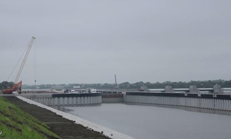 На Оке запущено строительство первого в постсоветское время гидроузла
