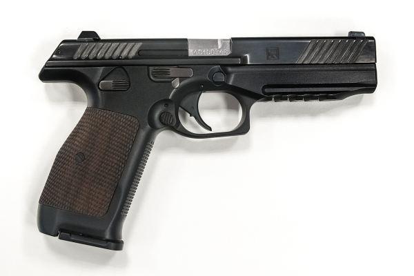 Концерн «Калашников» представил новый пистолет ПЛ-14