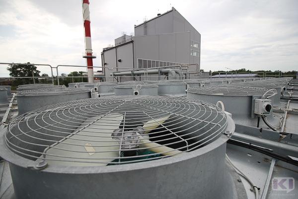 Древесная электростанция построена в Республике Коми