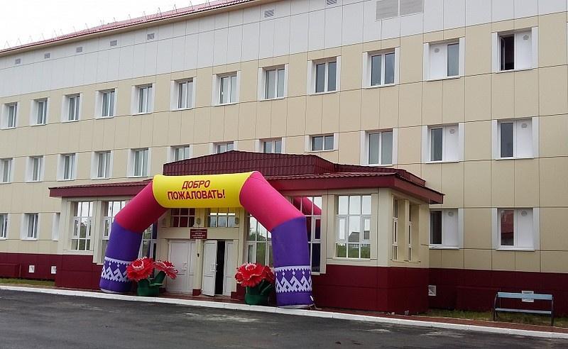 В г. Лабытнанги (Ямал) открылся новый корпус детской больницы