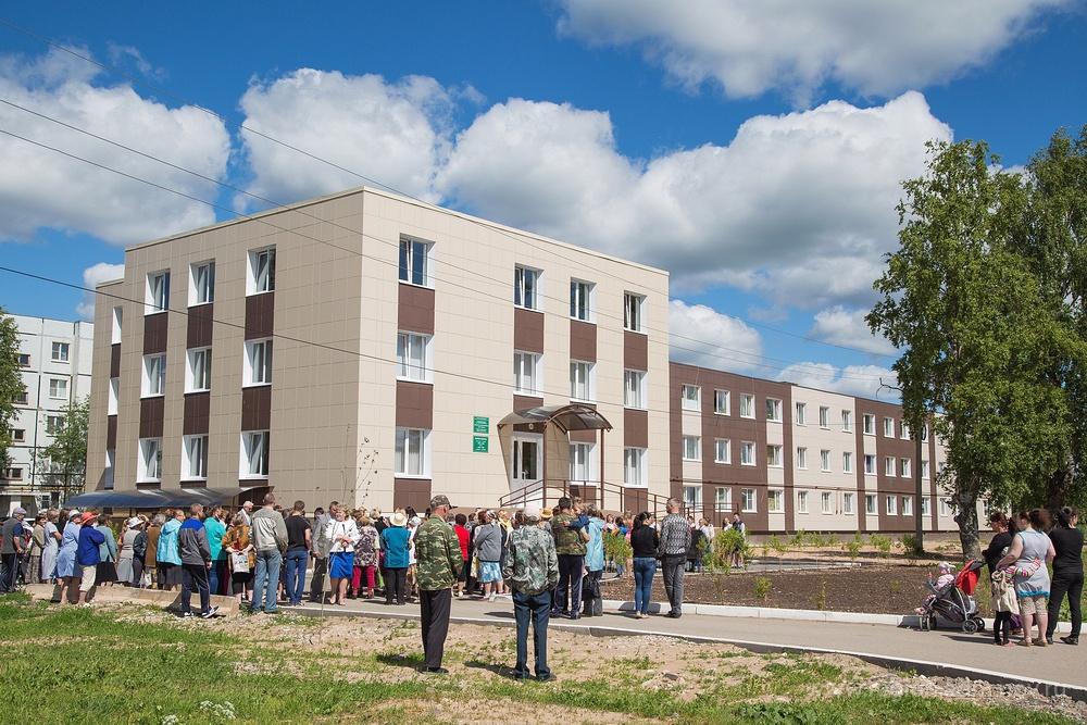 В Новгородской области открылась сельская врачебная амбулатория