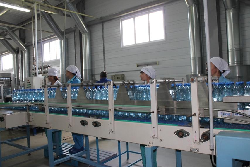 В Башкирии состоялось открытие завода безалкогольных напитков